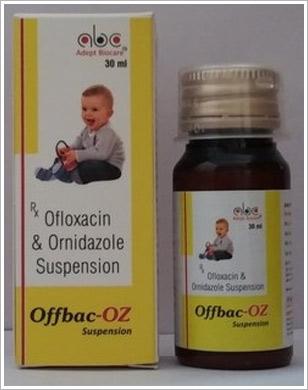 ofloxacin syrup dosage